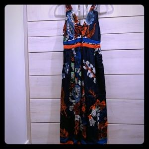 Plenty by Tracy Reese flared Mikonos jumpsuit